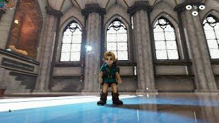 Zelda Ocarina Of Time Remake : Unreal Engine by CryZENx (Internet Treasures Ep1)