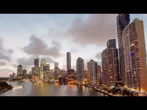 NEXT Hotel Brisbane Flythrough