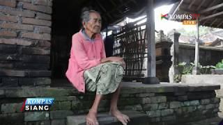 Nenek 80 Tahun Hidup Sebatang Kara