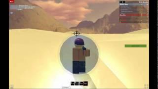 ROBLOX desert wars