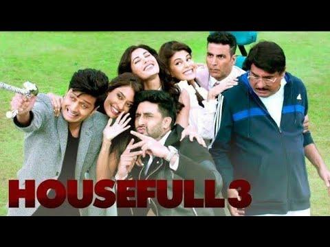 Download Housefull 3 Full Movie Review   Akshay Kumar, Riteish Deshmukh, Abhishek Bachchan, Jacqueline