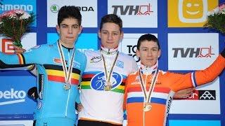 FULL REPLAY | Elite Men's Race | 2015 UCI Cyclo-cross World Championships - Tábor, Czech Republic