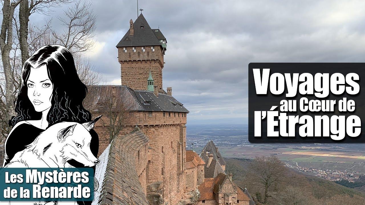Les Légendes du Haut-Koenigsbourg ~ Dame Blanche et autres Contes ~ Les Mystères de la Renarde