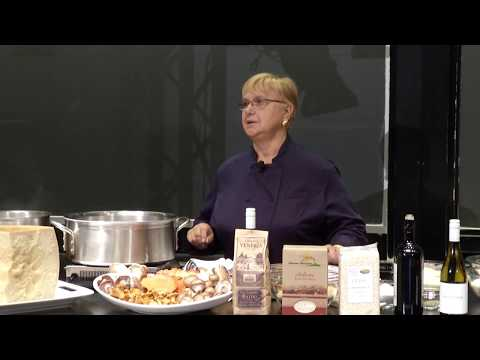 Lidia Bastianich: The Science Of Risotto; Science & Cooking Public Lecture Series 2017