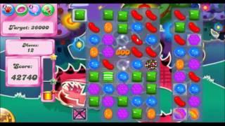 Candy Crush Saga Level 1511 Hard Level NO BOOSTER