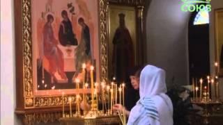 Иерусалим. Престольный праздник собора Всех Святых(В Горненском женском монастыре в Иерусалиме торжественно, по православной традиции, отметили престольный..., 2014-06-25T23:29:26.000Z)