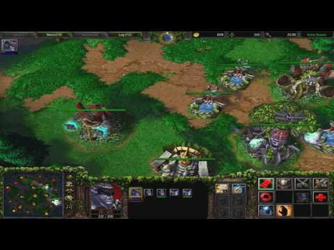 Warcraft 3 Nachtelf Basis Tutorial