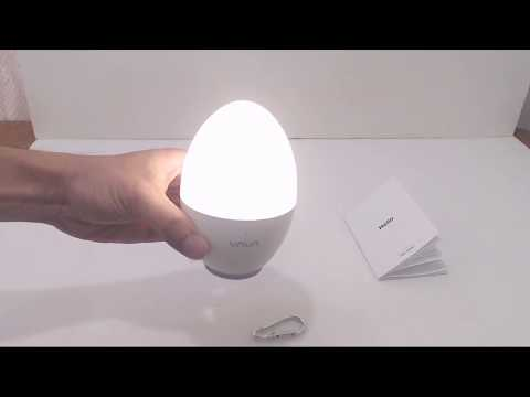 Vava Egg Shaped Kids Baby Night Light Review