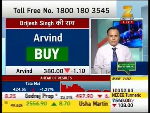 View on Garden Silk, Arvind Mill and Liberty Shoes : StockAxis