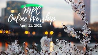 Worship for April 11