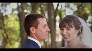 Трогательное свадебное видео Дениса и Дарьи, Ставрополь