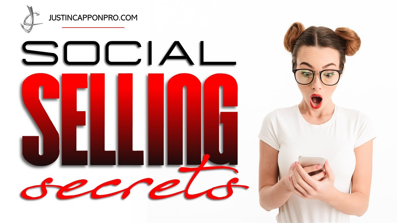 How To Sell With Social Media! (5 Secrets)