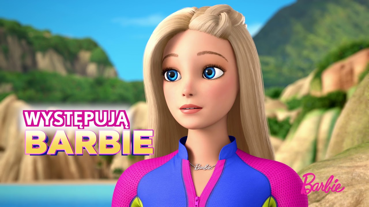 Barbie: Delfiny z Magicznej Wyspy – spot 30s