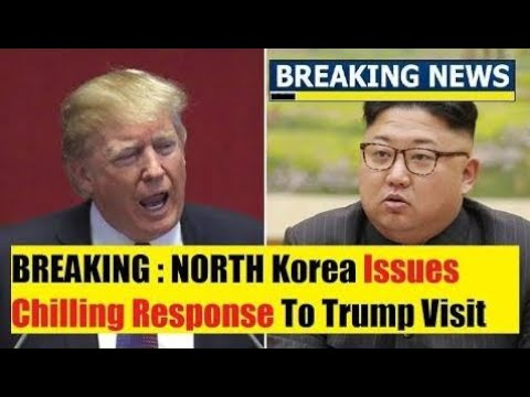 Breaking News Today 11/10/17, N. Korea Issues Chilling Response To Trump Visit, Trump News Today