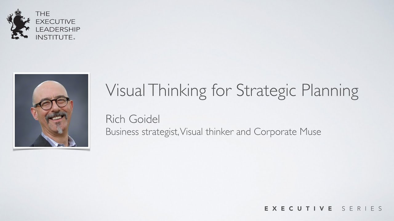 Visual Thinking for Strategic Planning