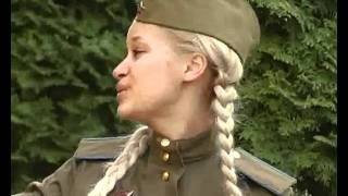 "Песни о войне. ""Милосердие"" Песня о фронтовой медсестре. Songs about war. ""Mercy""."