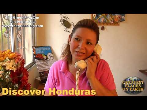 "Discover Honduras...""Greatest Places on Earth"" TV series"