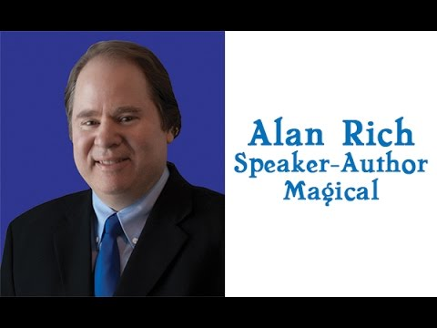 Alan Rich Introduces The Life Magic Academy game