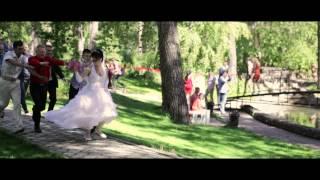 Трейлер на свадьбу Сергея и Ольги