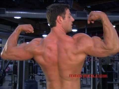 Christian Boeving  Upright Row Bodybuilding