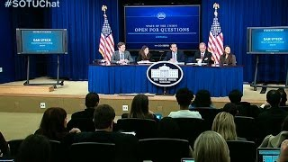 Repeat youtube video Open for Questions: State of the Union 2014