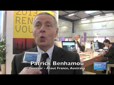 Travel Daily at Rendezvous with Atout France in Toulouse