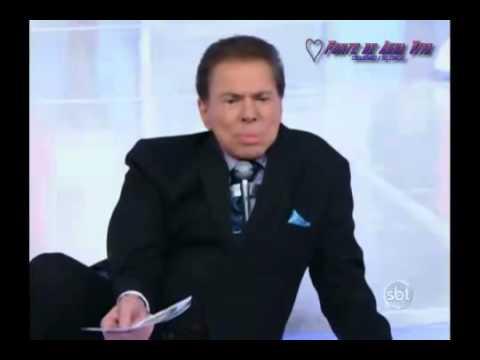 Tombo do Silvio Santos ao vivo