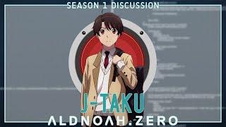 J-Taku Ep 20: Aldnoah.Zero Discussion