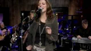 Martina McBride - AOL Sessions - Rose Garden