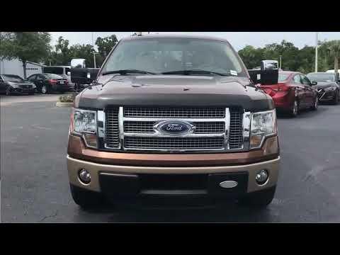 2012 Ford F-150 DeLand Nissan 9088846A