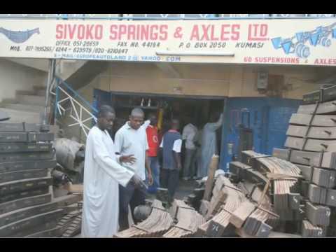 Ghana Kumasi Suame Magazine Smido Lord Kenya Trust Images part 1