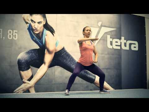 Master class fitness (Tetra Fitness Club, Ukraine, Kharkov)