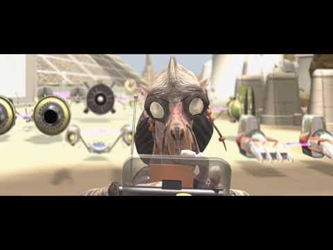Star Wars Episode I: Racer Opening |