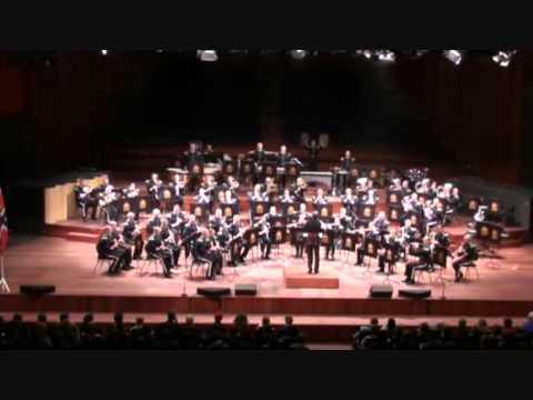 HMKG 2011 - Festkonsert (del 8) - Bojarenes inntogsmarsj