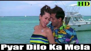 Download Video Pyar Dilo Ka Mela Hai Song   Dulhan Hum Le Jayenge   Salman Khan   Karisma Kapoor MP3 3GP MP4