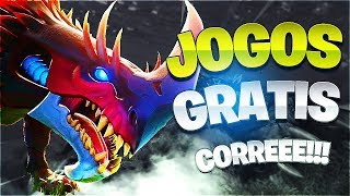 CORREEE!!! JOGOS GRATIS PARA PS4 PC XBOX ONE E NINTENDO SWITCH!!!