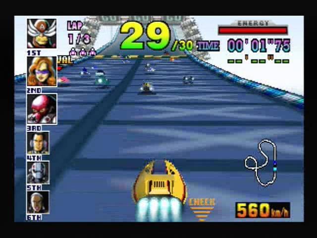 F-Zero X - Jack Cup (Golden Fox - Dr. Stewart) [Expert]