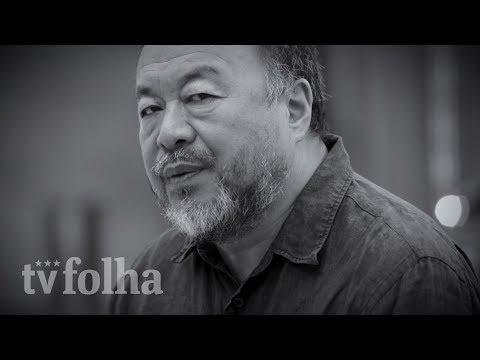 'Democracia não é uma palavra vazia', diz Ai WeiWei Mp3