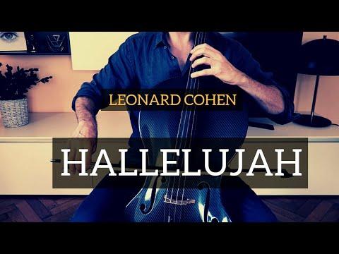 Leonard Cohen - Hallelujah for cello and piano (COVER)