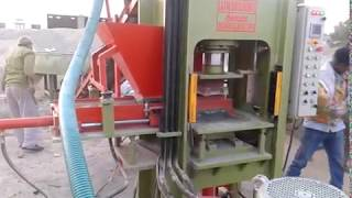 Automatic Paver Block Machine Model LM-03