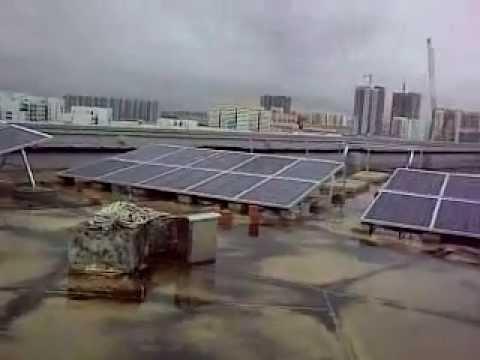 Sun Tracking Solar Power by UTICA SG