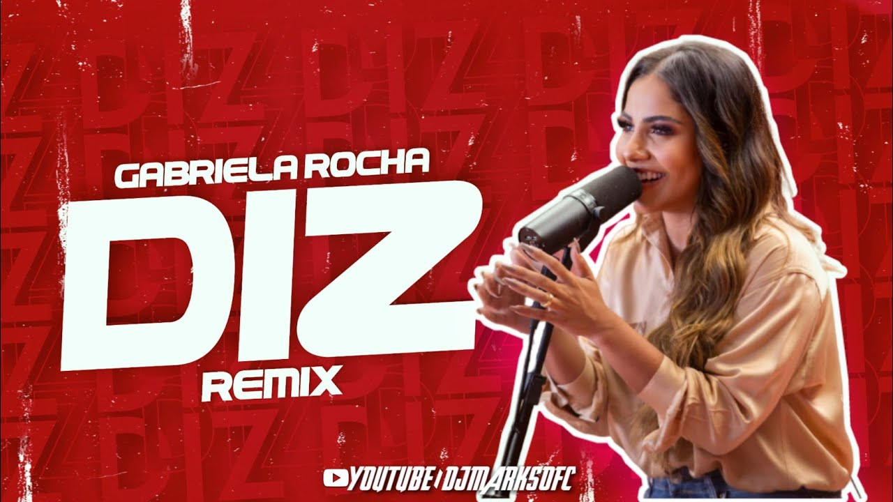 GABRIELA ROCHA - DIZ - ( REMIX TRAP FUNK GOSPEL 2021 )