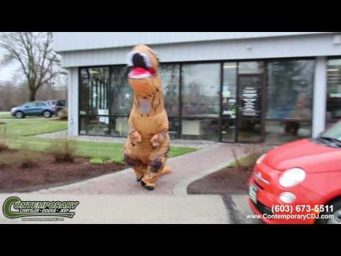 T-Rex Car Shopping | Contemporary Chrysler Dodge Jeep RAM FIAT