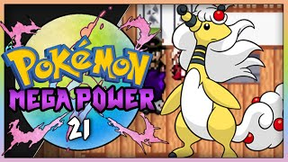 Pokemon Mega Power (Rom Hack ) Part 21 Ninjas! Gameplay Walkthrough