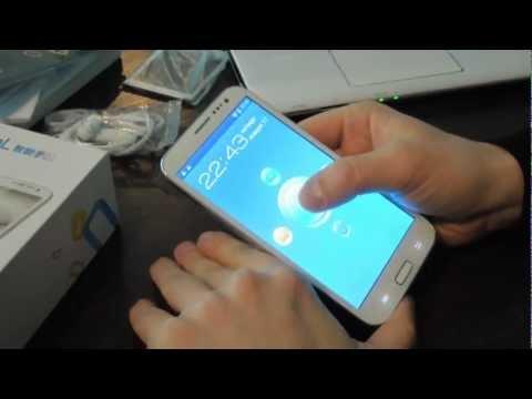 Видеообзор китайского смартфона ThL W7