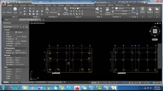 How to Draw Structural Drawing on Auto CAD (Part-12)