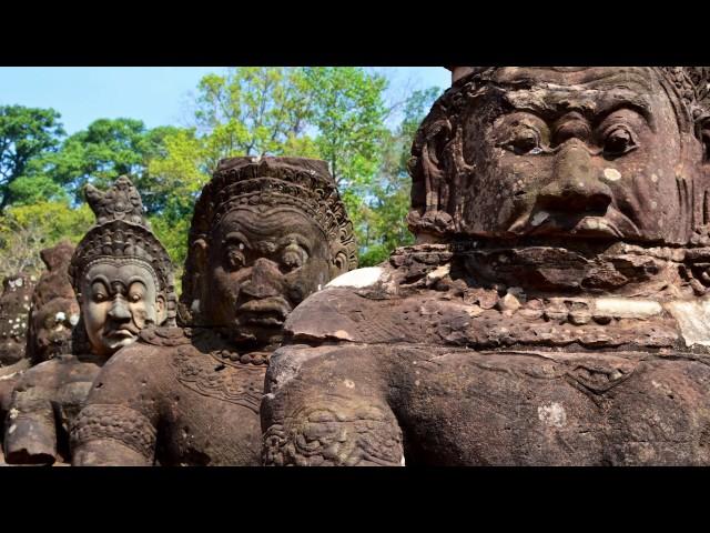The magic of Angkor