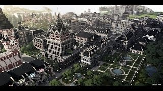 Minecraft Hollywood quartier riche épisode 15