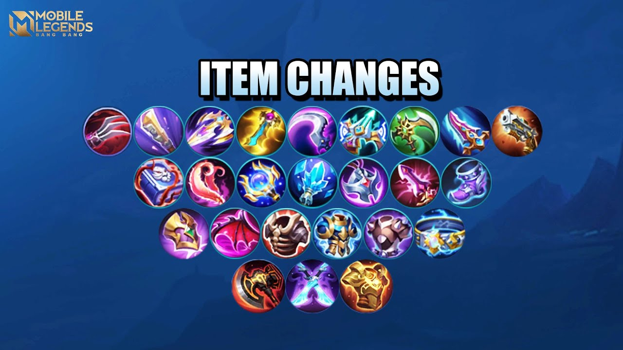 YOUR BUILD MIGHT BE OLD - CHECK OUT THE ITEM CHANGES IN THE NEW PATCH 1.5.88