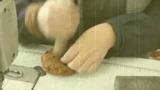 Peccary Gloves 100% handmade by Kero